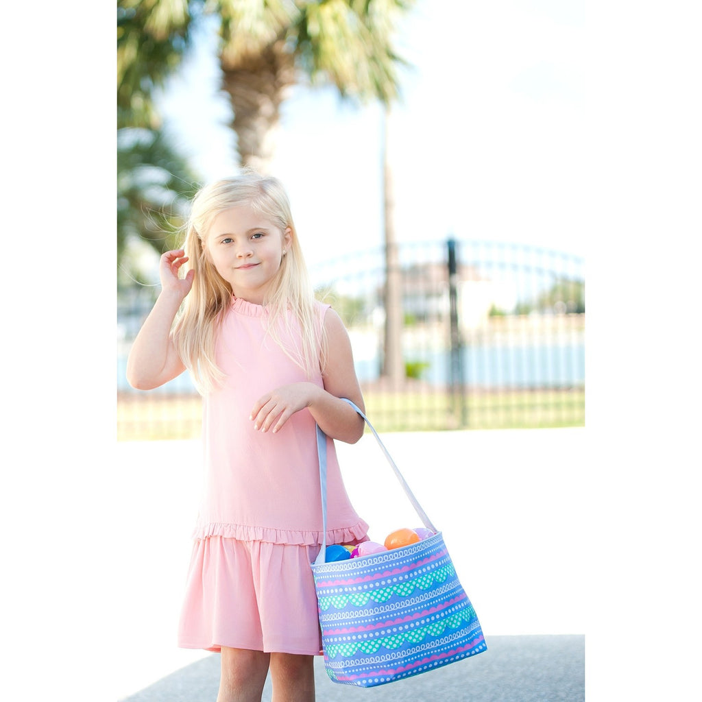 Hippity Hop Easter Bucket - Easter Bags - Easter Baskets