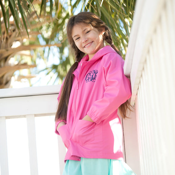 Kids' Rain Jacket - Rain Coats - Rain Jackets - Kids Apparel