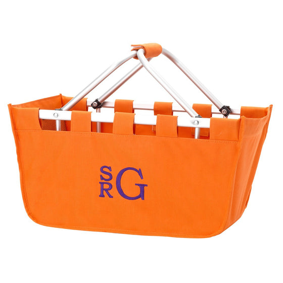Dorm Carry All Tote - Orange | Premier Home & Gifts