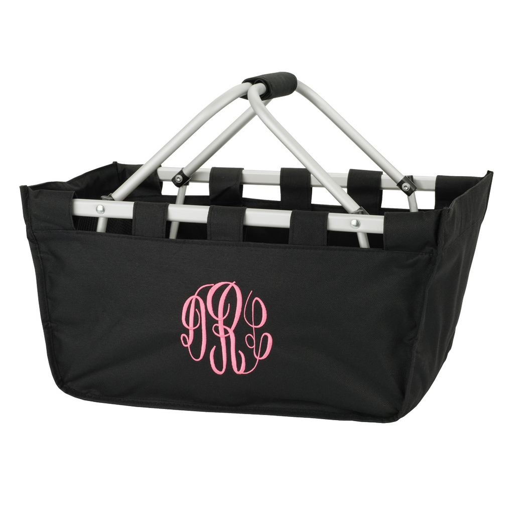Dorm Carry All Tote - Black | Premier Home & Gifts