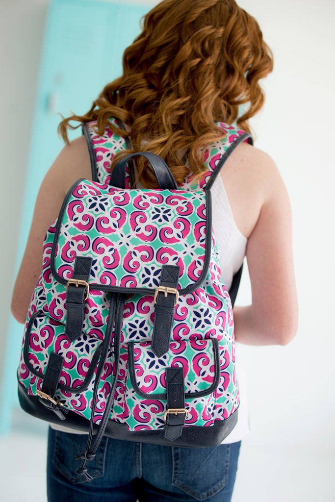 Mia Campus Personalized Backpack - Premier Home & Gifts