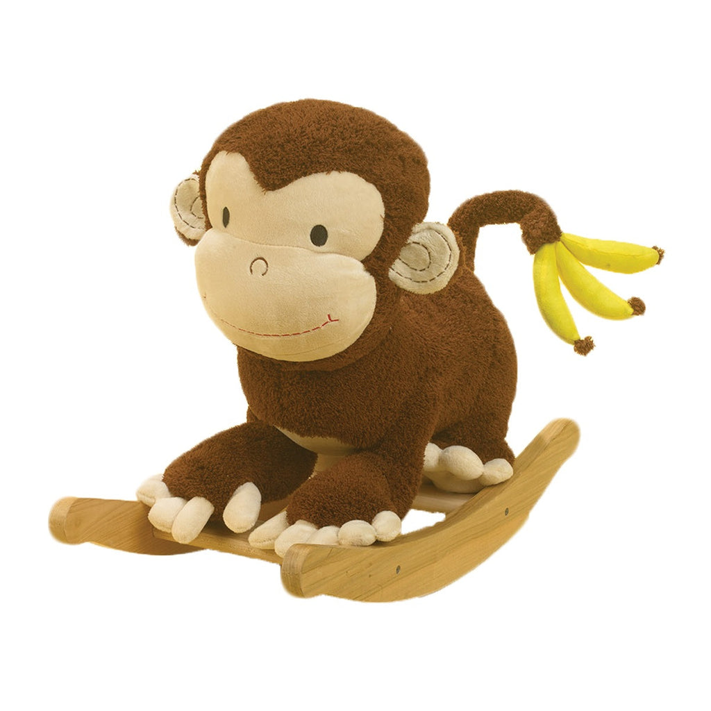 monkey rocker video
