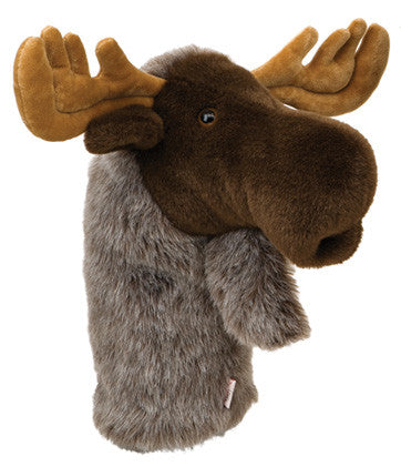 Moose Golf Head Cover