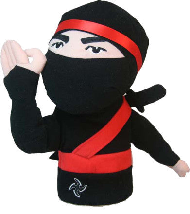 Ninja Golf Head Cover