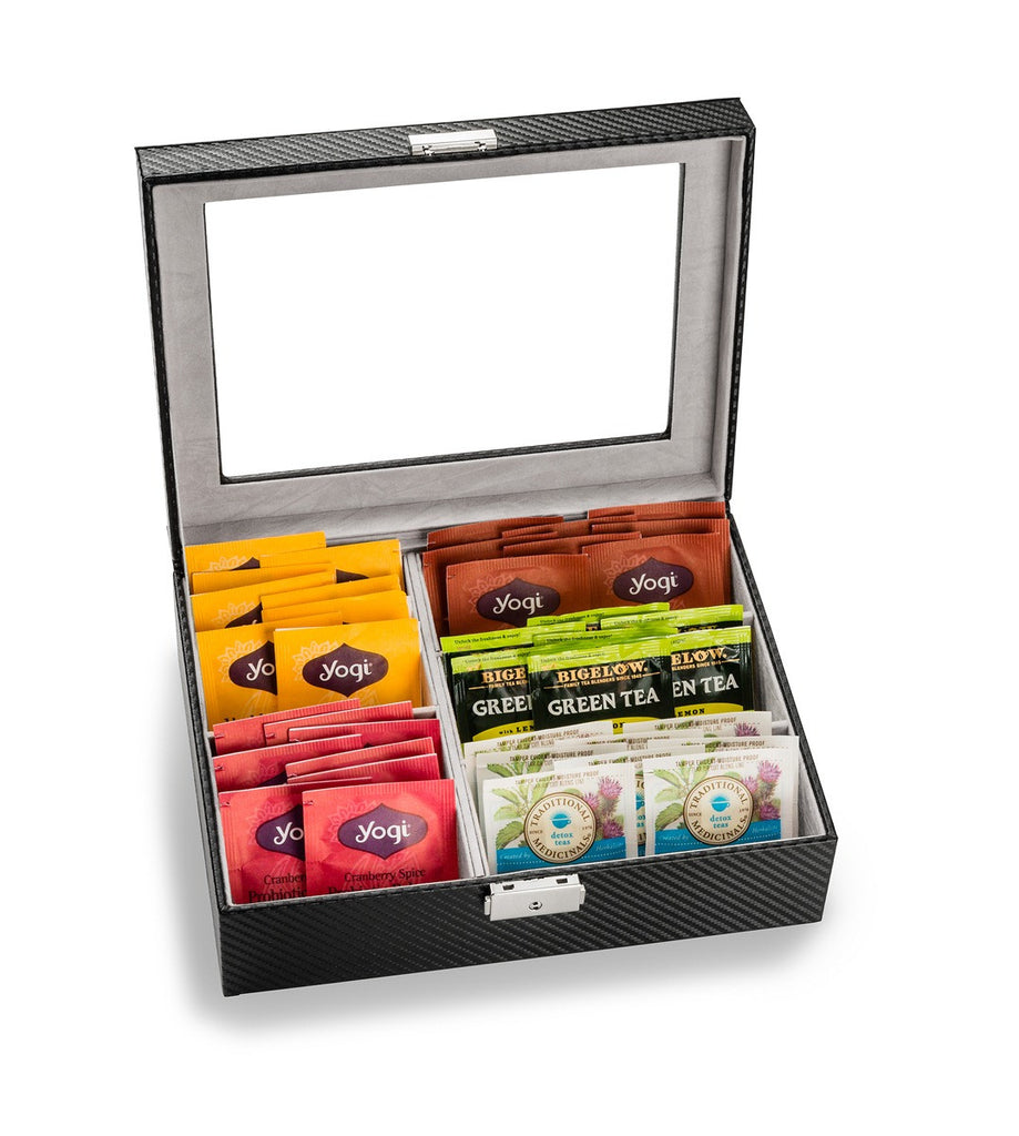 Tea Box - Personalized - Premier Home & Gifts