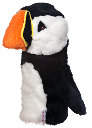 Puffin Golf Head Cover