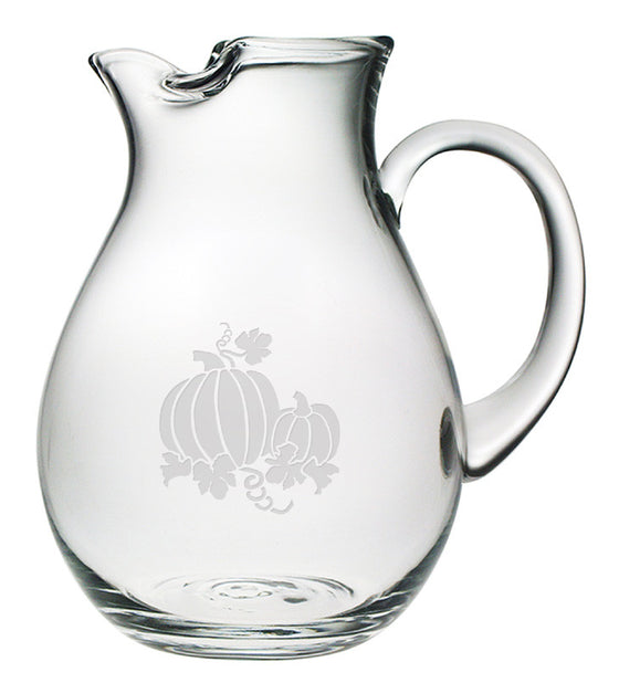 Pumpkin Patch Classic Round Pitcher