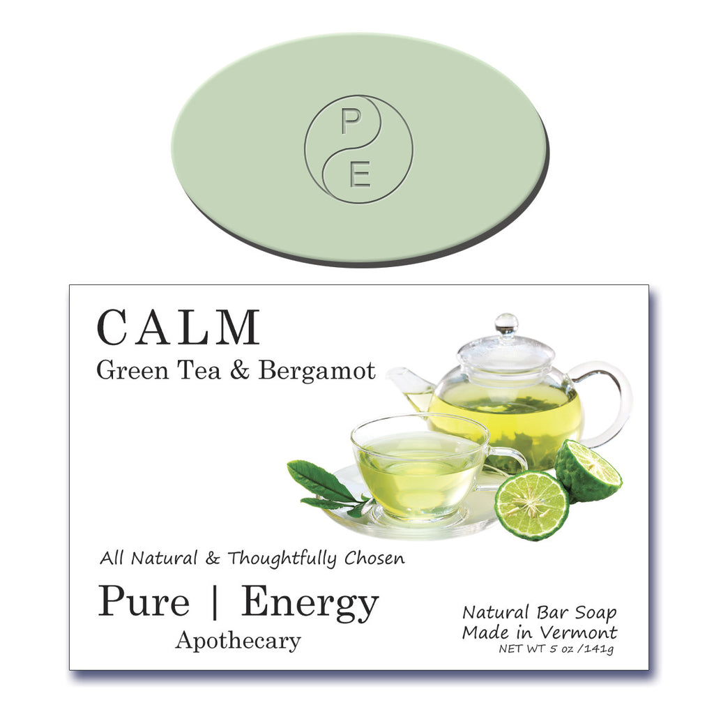 Pure Energy Apothecary Soap - CALM