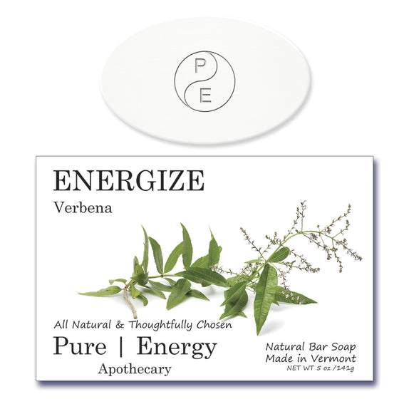 Pure Energy Apothecary Soap - ENERGIZE
