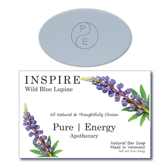 Pure Energy Apothecary Soap - INSPIRE
