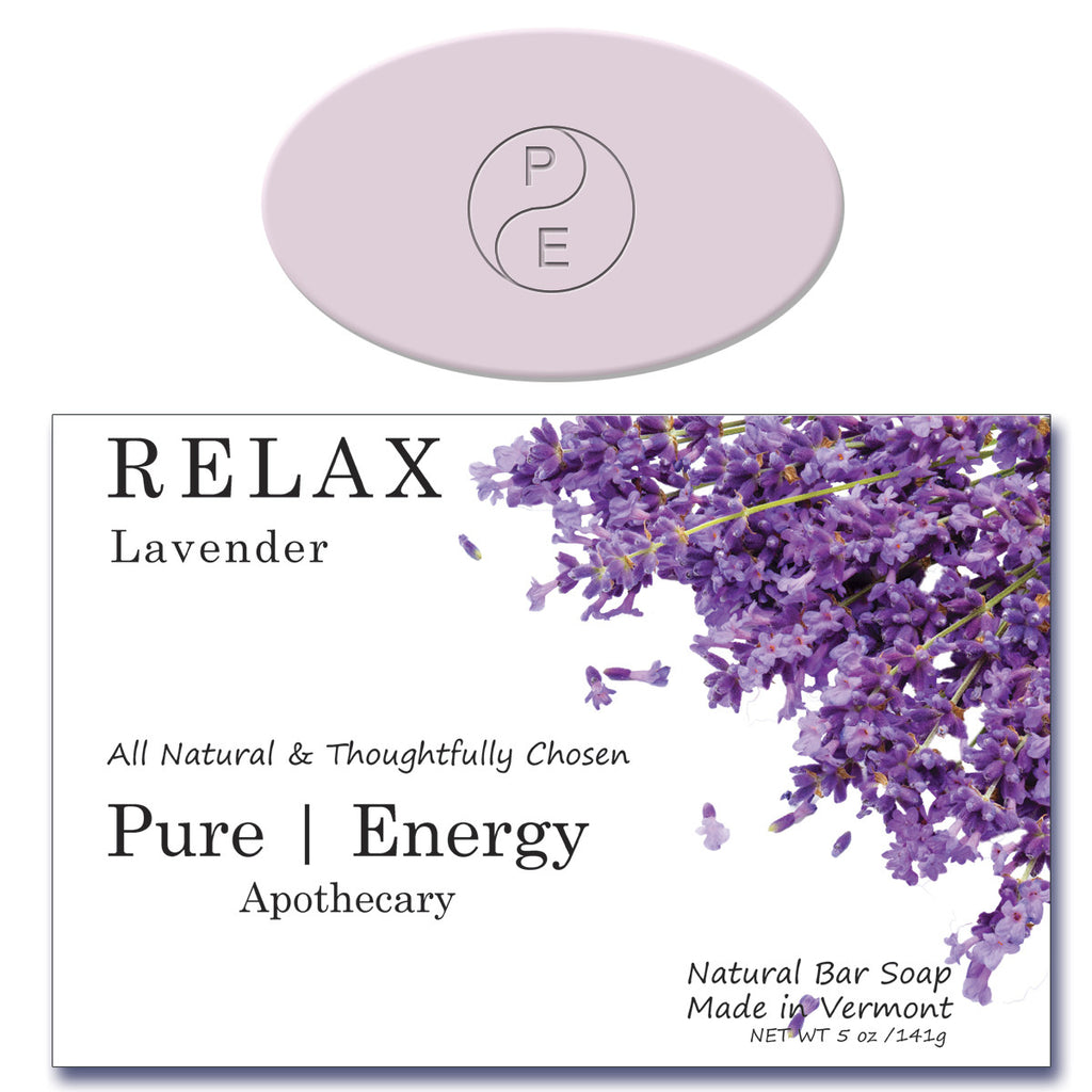 Pure Energy Apothecary Soap - RELAX