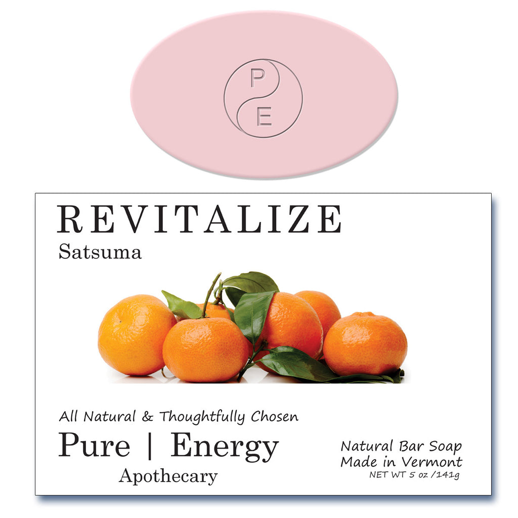 Pure Energy Apothecary Soap - REVITALIZE