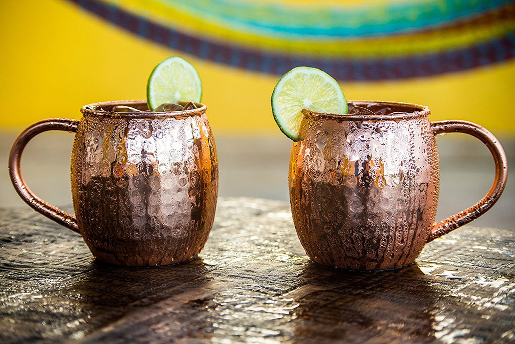 Moscow Mule Mugs Gift Set - Gift Sets
