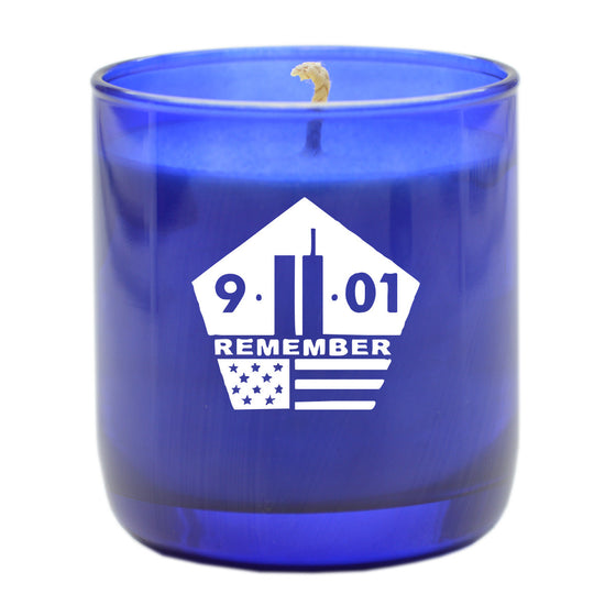 9/11 Remembrance Aromatherapy Scented Candle