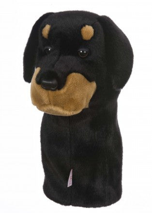 Rottweiler Golf Head Cover
