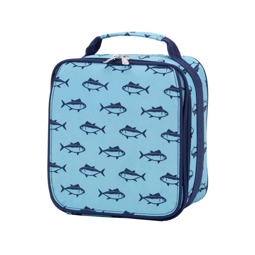School of Fish Personalized Lunch Bag - Premier Home & Gifts