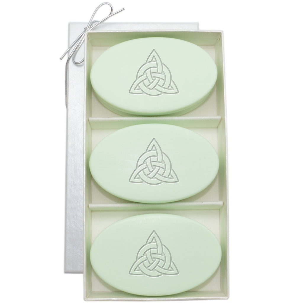 Signature Spa Celtic Knot Luxury Soaps