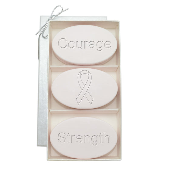 Courage Strength Luxury Soaps