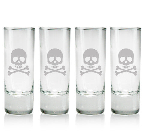 Skull and Crossbones Shooters
