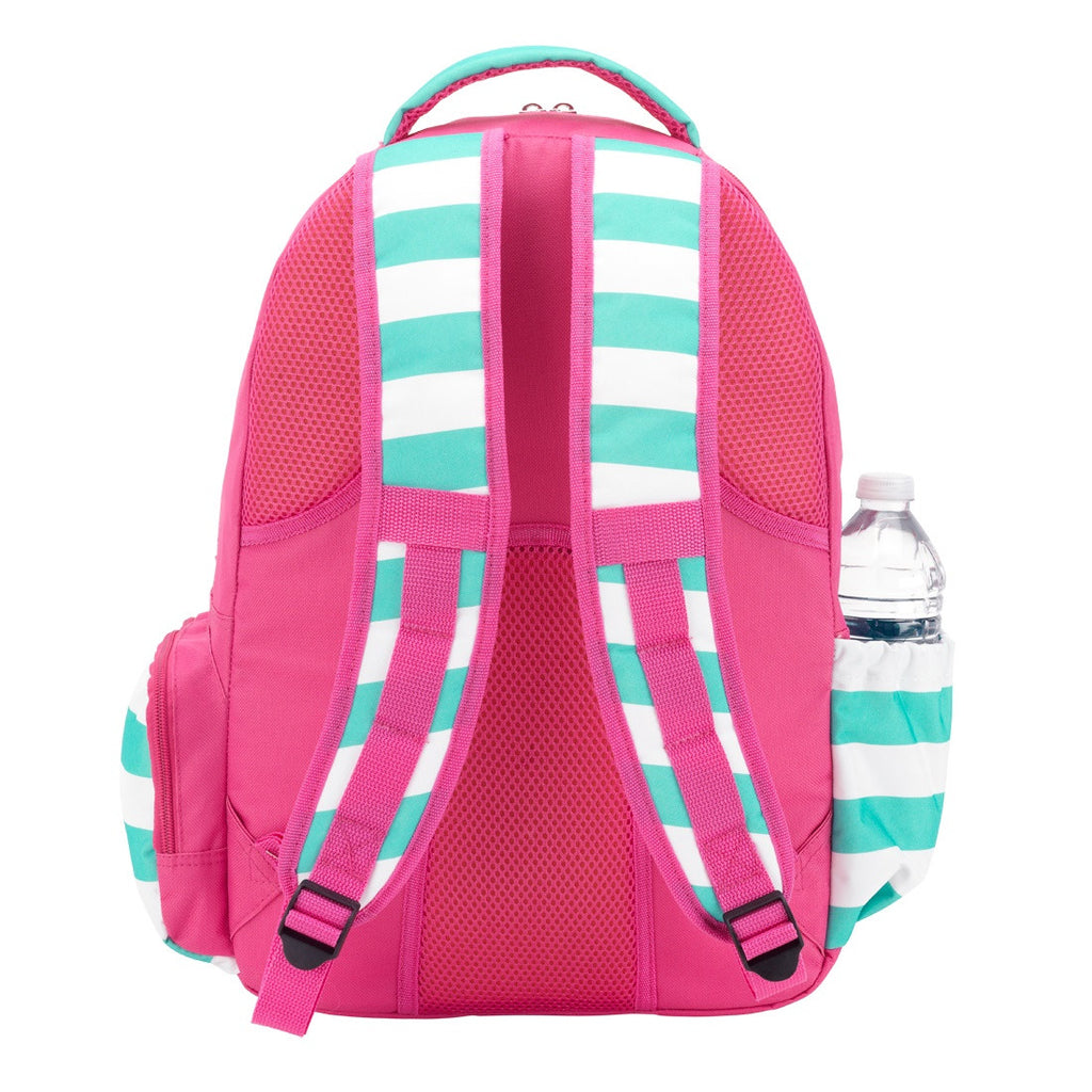 Skylar Stripe Personalized Backpack - Premier Home & Gifts