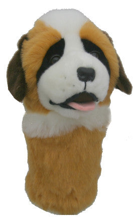 St. Bernard Golf Head Cover