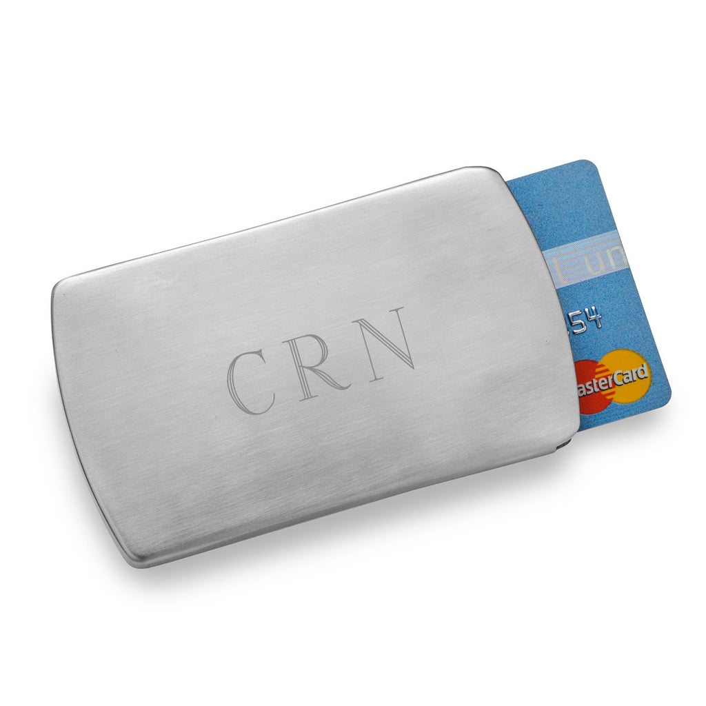 Credit Card Holder - Personalized | Premier Home & Gifts