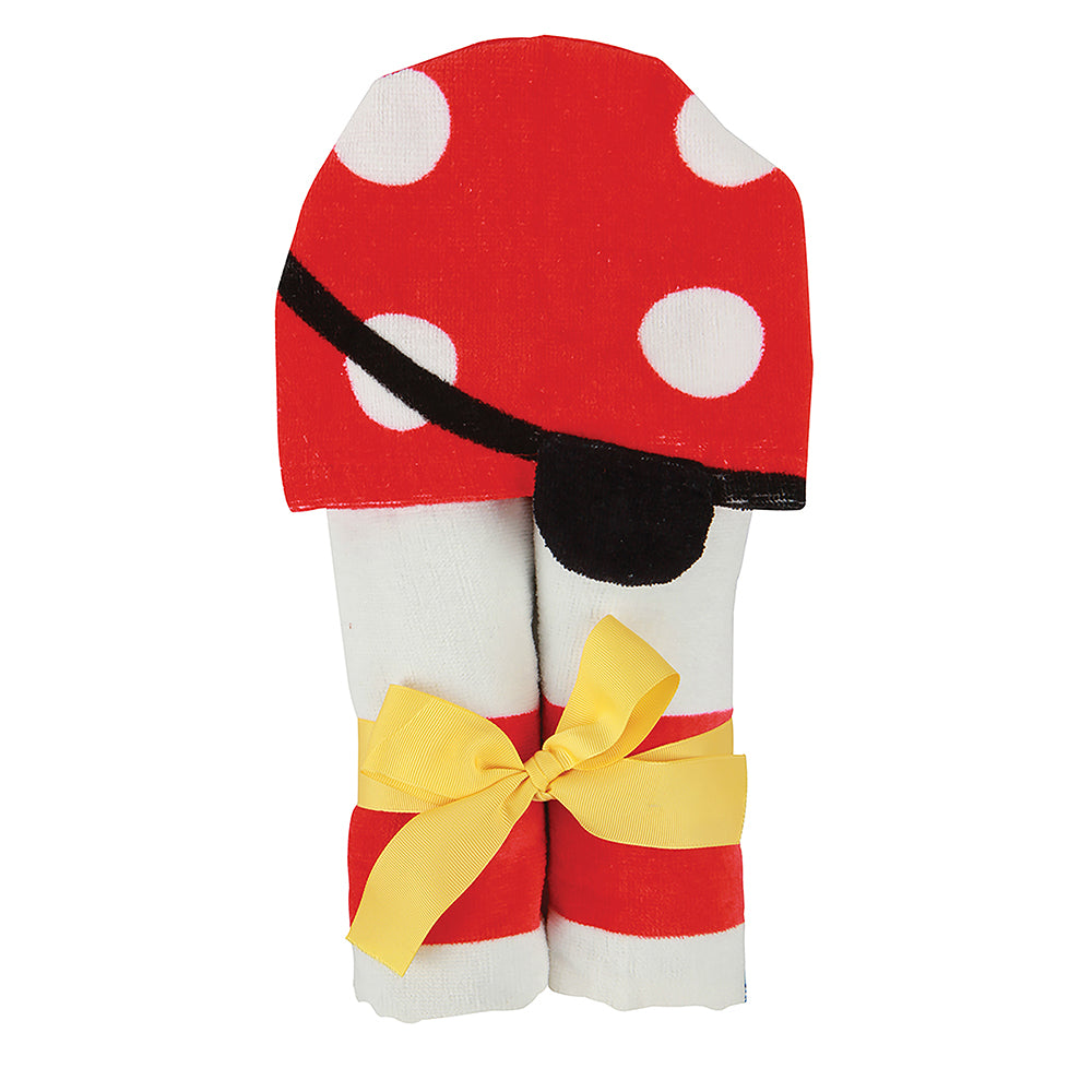 Pirate Hooded Towel - Personalized Gifts for Kids