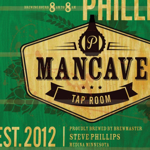 Wood Tavern & Bar Sign ~ Mancave Tap Room