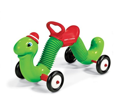 Radio Flyer Inchworm® - Classic Toys for Boys and Girls