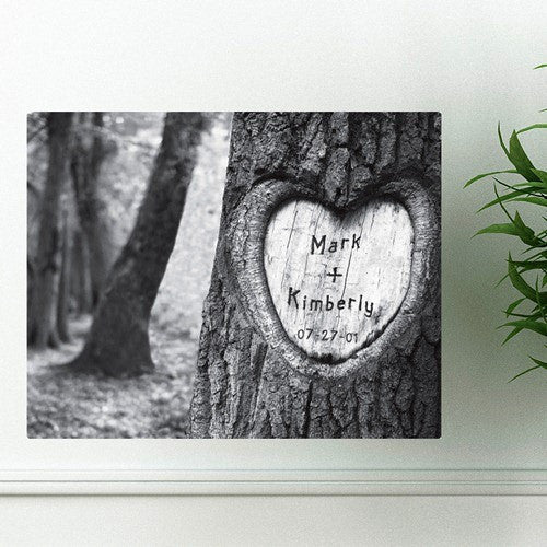 Tree of Love Canvas