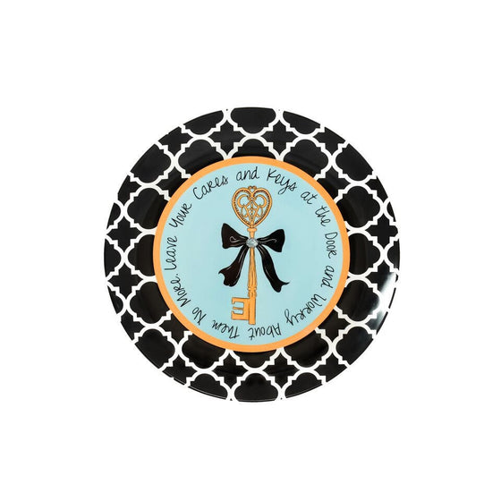 Keys Commemorative Plate - Premier Home & Gifts