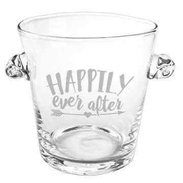 Happily Ever After Ice Bucket - Premier Home & Gifts