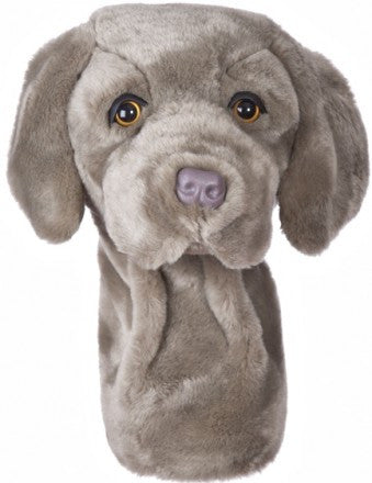 Weimaraner Golf Head Cover