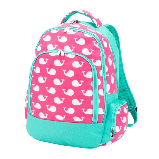 Whales Personalized Backpack - Premier Home & Gifts
