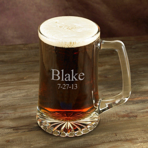 Sports Mug ~ 25 Oz. ~ Personalized