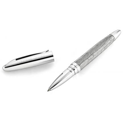 Woven Metal Personalized Pen - Premier Home & Gifts
