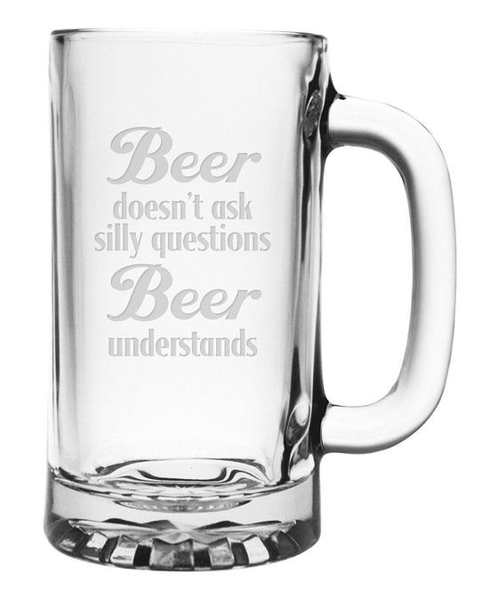 Beer Understands - Set of 4 Mugs