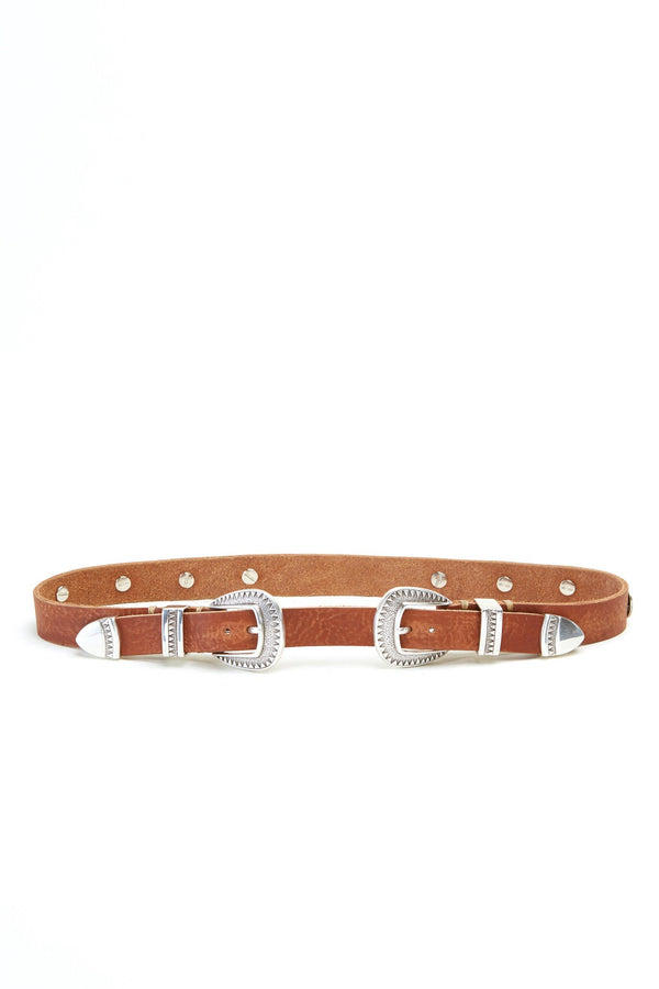 THE SUNNY SIDE DOUBLE BUCKLE BELT