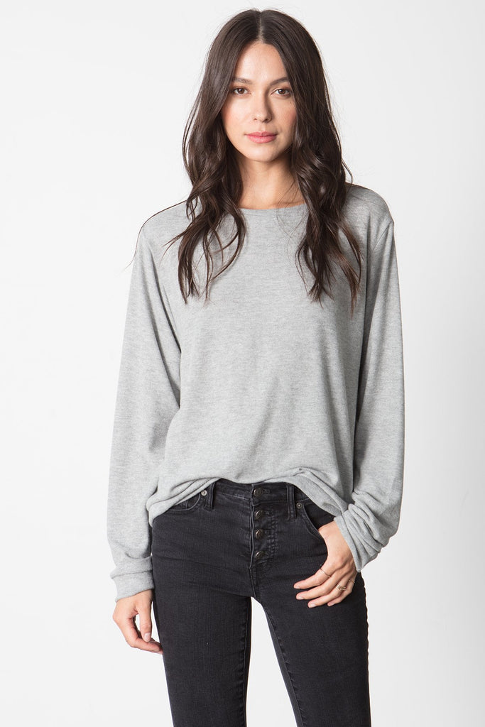 The Softest Pullover