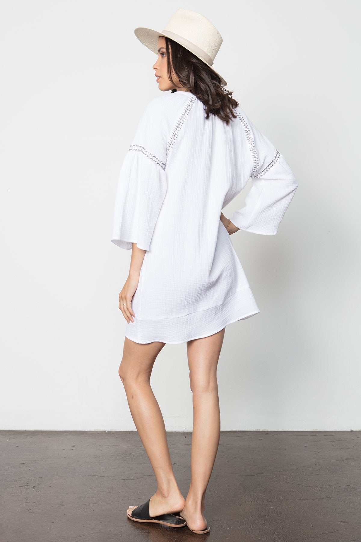 THE EMBROIDER BENNY DRESS