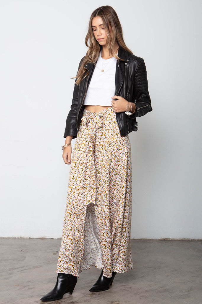 THE ONE MAXI SKIRT