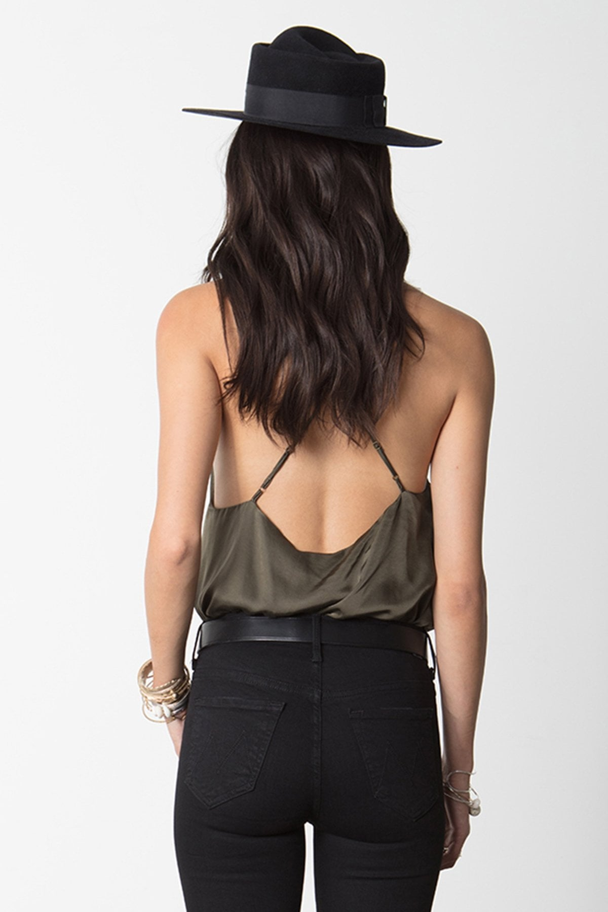 THE HIGH NECK CAMI