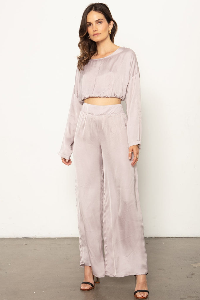THE SUNSET WIDE LEG PANT
