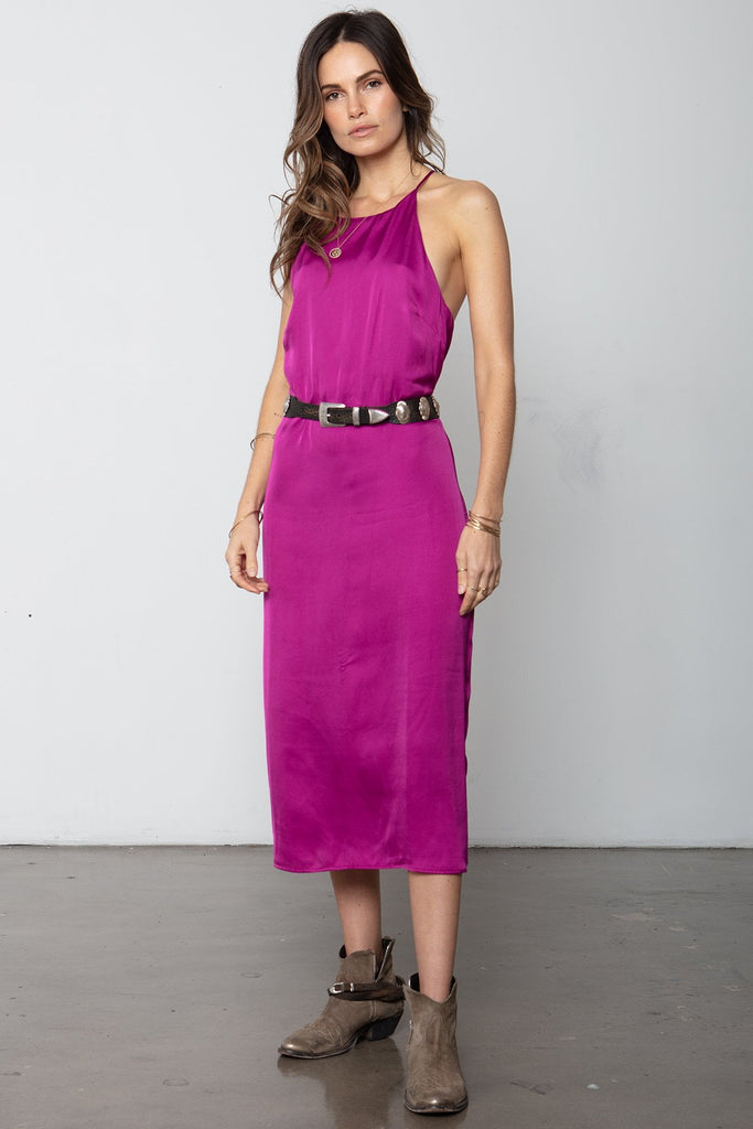 THE HIGH NECK SLIP MIDI