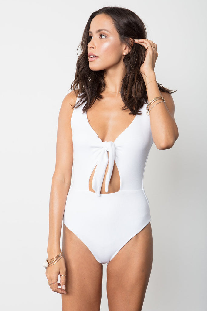 THE BEACH CLUB BODYSUIT