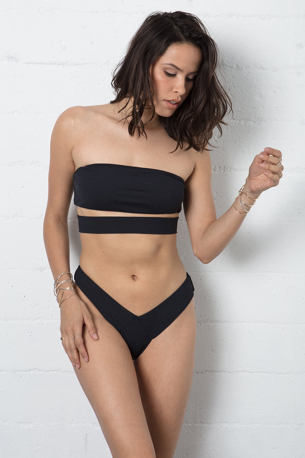 BANDEAU SPLIT TOP