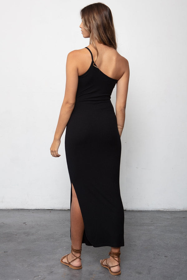 THE CALI RIB DRESS