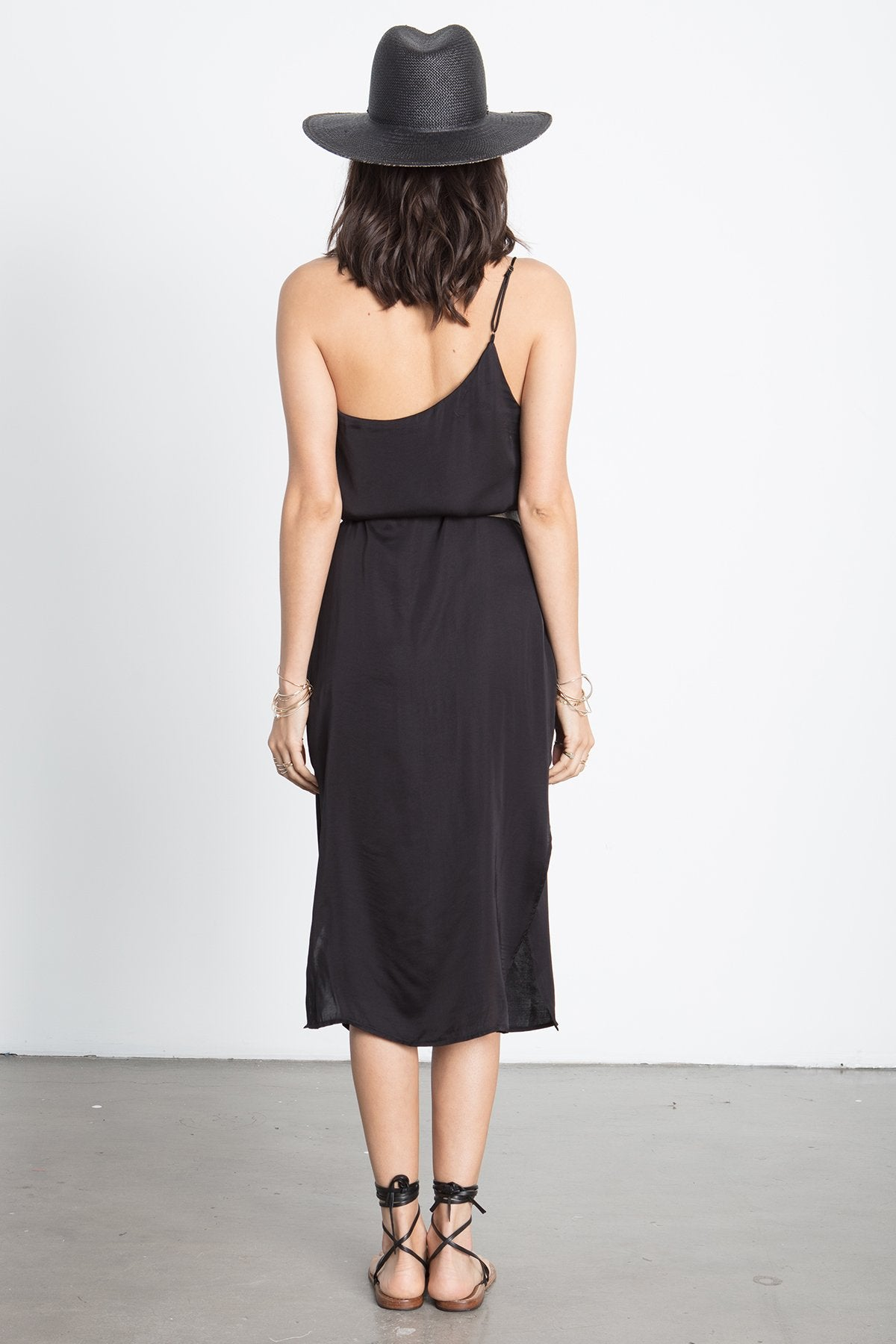 THE CALI SLIP (ONE SHOULDER)