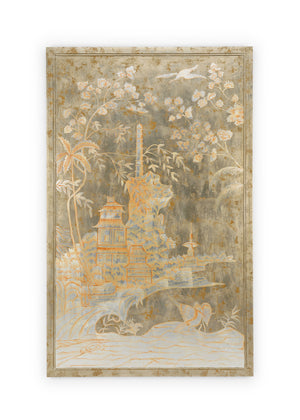 Chinoiserie Panel - Left