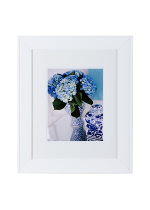 Framed Floral Photo Series